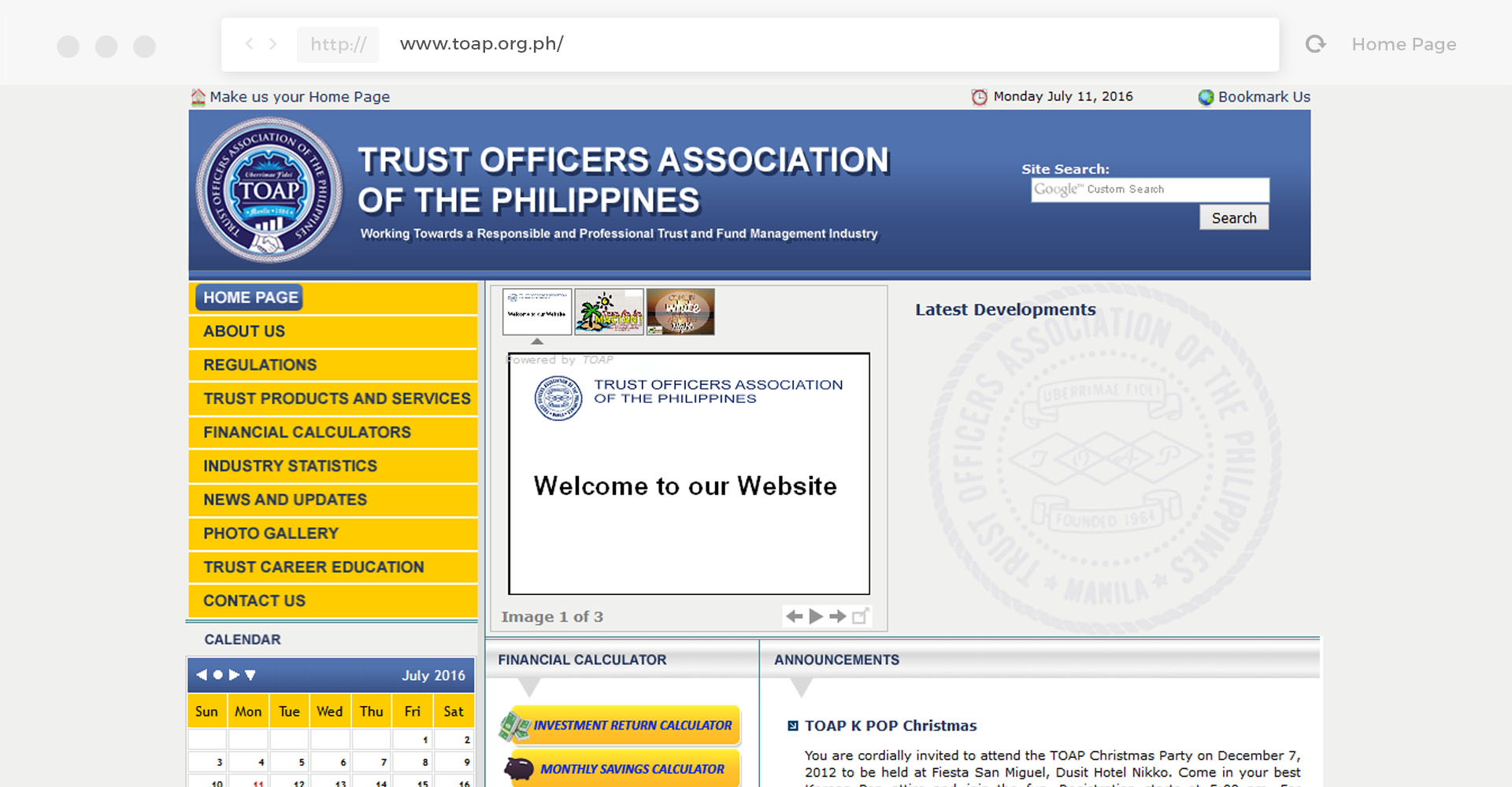 Trust Officers Association of the Philippines